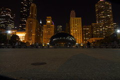 Cloud Gate - The Big Bean (VM_1983) Tags: chicago windycity cloudgate thebigbean