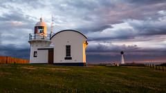 Crowdy Head Lighthouse (melissaclarke1) Tags: crowdy head sunset dramatic lighthouse