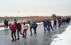 img015 (Wytse Kloosterman) Tags: 11steden 1997 elfstedentocht friesland schaatsen