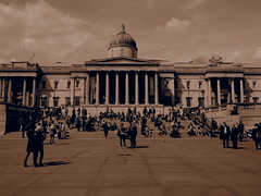 The National Gallery.