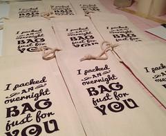 onbagprints (made by mauk) Tags: bag print screenprint wine craft liquor gift madebymauk