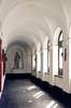 UAH. Convento de los Trinitarios. Pasillos (UAHes) Tags: franklin convento pasillo instituto alcalá uah trinitarios ielat campushistórico