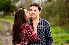 leoyjulia (Karen Morgan.) Tags: winter two people green love countryside lovers