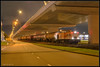 24-11-2014, Amsterdam Westhaven, Locon 220 + Ketelwagens (Koen langs de baan) Tags: amsterdam night nikon westhaven snelweg bediening ketel nwb locon awhv d7000