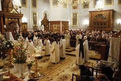 9. Праздник Богоявления в Святогорской Лавре