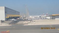 Cargo Terminal in Hamad Int'l Airport ,Doha - Qatar (Feras.Qadoura1) Tags: airport international hamad doha qatar hia       othh