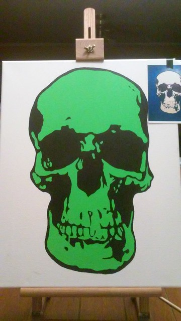 Sherlock skull 2