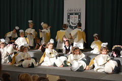 Colegio Orvalle - fiesta de navidad de infantil (10)