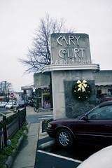 Cary Court Park & Shop (sonicimac) Tags: city urban art classic st vintage mall shopping virginia 1930s richmond retro strip va historical artdeco deco cary carytown