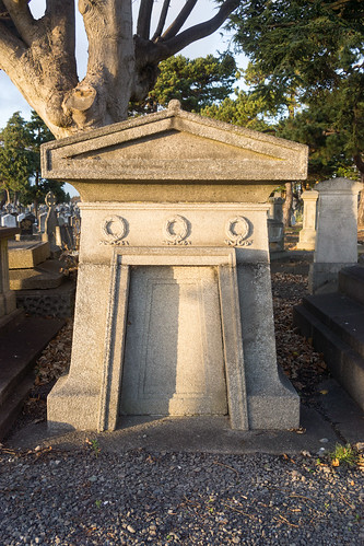 Mount Jerome Cemetery & Crematorium is situated in Harold's Cross Ref-100462
