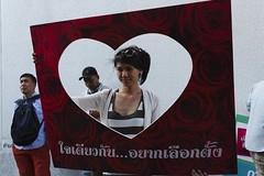20150214-เลือกตั้งที่ลัก -91 (Sora_Wong69) Tags: people thailand bangkok protest police liberalism activist politic assembly coupdetat nonviolenceaction supportelection