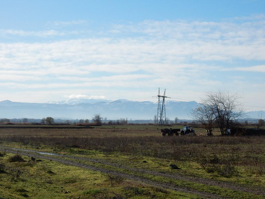 The Azerbaijani landscape