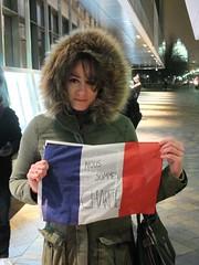 Je Suis Charlie Vigil