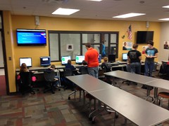 """2014 Hour of Code • <a style=""""font-size:0.8em;"""" href=""""http://www.flickr.com/photos/109120354@N07/16094889305/"""" target=""""_blank"""">View on Flickr</a>"""