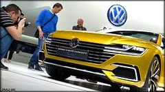 VW Sportcoupé Concept