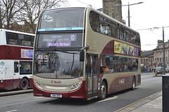 Lothian Buses 208 SN61BBO (Will Swain) Tags: street city uk travel bus buses scotland edinburgh princess britain centre capital north transport february lothian 28th 208 2015 sn61bbo