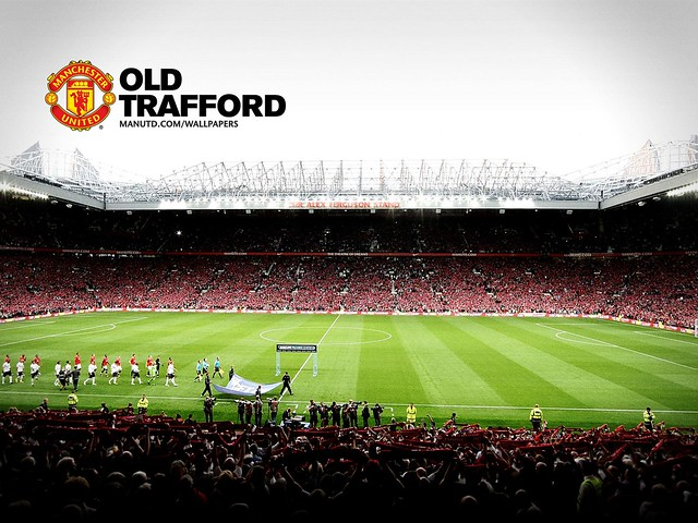 Man Utd Stadium Wallpapers Hd Cool Desktops