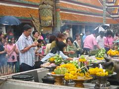 Public Ritual at Wat Phra Kaew