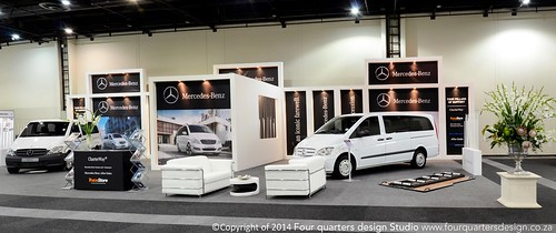 EXHIBITION STAND AND CAR DISPLAYS