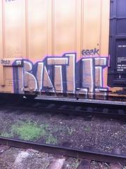 R.I.P (2ONE5-1981 (S.O.B.A.)) Tags: art oregon train bench graffiti northwest rails boxcar graff westcoast hobo freight monikers americansteel 663k benching