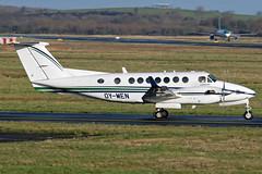 Raytheon Beechcraft Beech B300 Super King Air 350, OY-MEN. (Trevor Mulkerrins) Tags: king air super 350 beechcraft raytheon beech b300 fl229 oymen