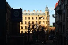 Building (blondinrikard) Tags: street houses building buildings gteborg streetphotography streetphoto hus byggnader byggnad gatufoto