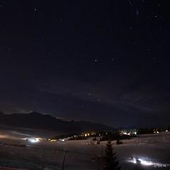Stars of France (Six Pictures) Tags: winter france night stars frankrijk nachtfotografie sterren 2015 lessaisies lahautesavoie