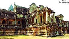Angkor Wat Temple (Marknowhereman) Tags: world heritage temple site cambodia unesco siem reap angkor wat