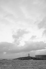 Torre milenaria, 1 QDD Fotgrafos Carballo (Gervasio Varela) Tags: lighthouse tower de faro corua torre galicia hercules