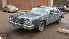 Oldsmobile Delta 88 - Two for One Special (dave_7) Tags: car delta 1984 88 olds oldsmobile delta88