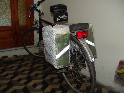 Cykelväska