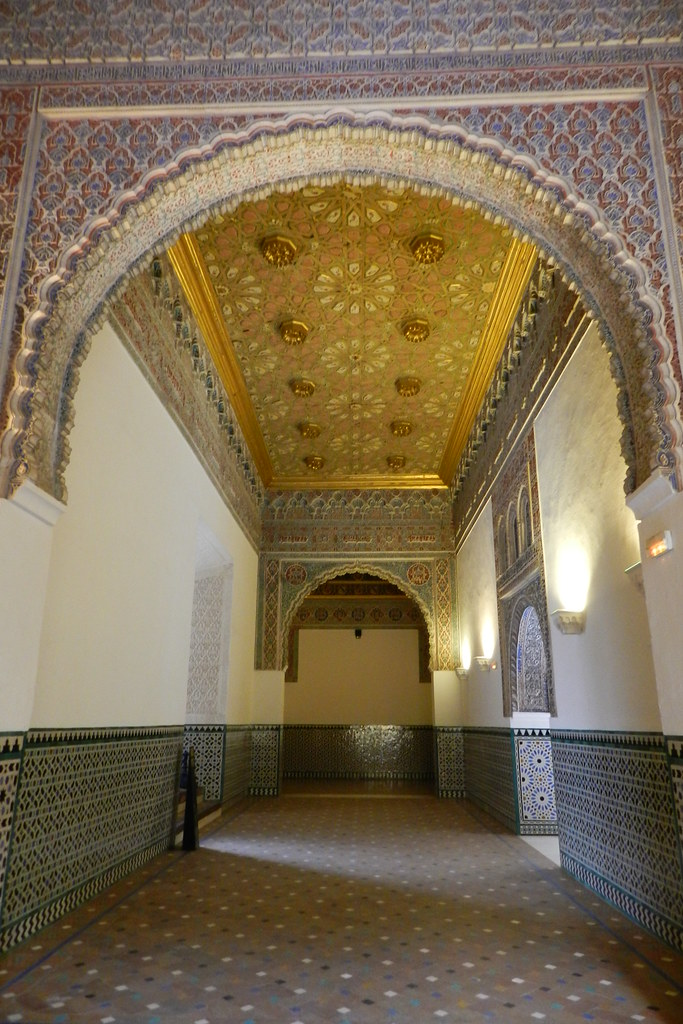 The world 39 s best photos of alcazar and techo flickr hive for Cuarto real alcazar sevilla
