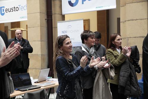 Premio Ada Byron a la mujer tecnóloga 2015