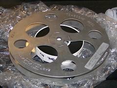 Movie reel (Will S.) Tags: ontario canada film library belleville brochure mypics corby bellevillepubliclibrary filmprojectors