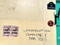 Revolution - galit (Ron van Zeeland) Tags: paris france frankreich revolution frankrijk parijs