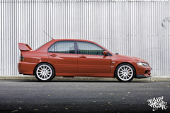 My Evo 9 (Allshots Imaging) Tags: auto light red sports car wheel four drive all natural 4 rally 9 4wd evolution mitsu automotive 2006 turbo cylinder vehicle lancer mitsubishi awd ix evo sportscar turbocharged turbocharger ct9a 4g63 mitsi mivec