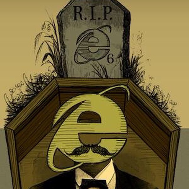 R.I.P. Internet Explorer.  Microsoft has had enough complaints about IE and is phasing it out. Spartan will be the new name and hopefully it wont be as welcoming to viruses and glitches like Internet Explorer. #GoodbyeIE #newyorkcomputerhelp