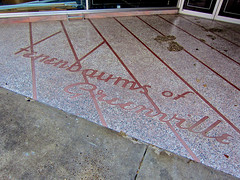 Tenenbaums of Greenville, Greenville, MS (Robby Virus) Tags: mississippi washington store clothing downtown floor entrance womens marguerite herbert avenue greenville entry terrazzo tenenbaums