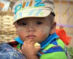Burmese boy (PeterCH51 - many thanks for 5 million visits!) Tags: boy portrait kid child market burma explore myanmar burmese pindaya explored inexplore peterch51