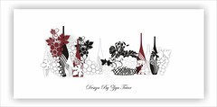 Toscana series (Ziya Tatar) Tags: old wallpaper white abstract black flower color art floral silhouette sign modern illustration computer poster spiral design leaf colours angle graphic drawing antique background grunge decoration arts victorian illustrations style objects images symmetry retro line relief growth entertainment part ornaments single classical colored curled swirl outline ornate curve baroque shape product twisted luxury vector each scroll isolated element rococo detailed recently easily elegance viewed monocrome fashioned styled intricacy regroup walldesign