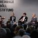 Podium v.l.n.r. Jacek Kucharczyk, Switlana Salischtschuk, Manfred Sapper, Marieluise Beck, Jewgenij Gontmacher