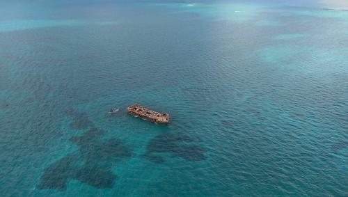 Bimini, Bahamas shipwreck