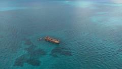 Bimini, Bahamas shipwreck #SSSapona #shipwreck #Bahamas #Bimini