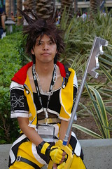 2506 AX06 (Photography by J Krolak) Tags: costume cosplay masquerade animeexpo keyblade ax2006 ax06 kingdomofhearts