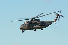 85+10 GAF (Jaapio) Tags: de helicopter airforce stallion gaf ch53 kooy ch53gs ehdk