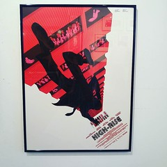HIgh Rise from the novel by J G Ballard this print has just arrived in the gallery but won't be available online until next week. #richardgoodallgallery #highrise #jgballard #movieposters (richard goodall gallery) Tags: high rise from novel by j g ballard this print has just arrived gallery but wont be available online until next week richardgoodallgallery highrise jgballard movieposters