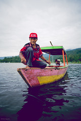 The Captain (petersaputra) Tags: indonesia danau jawatengah indinesia rawapening bukitcinta