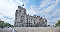 Reichstag Building (owl.order) Tags: panoramas hdr berlingermany tonemap sonynexc3