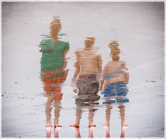 Life Reflections (Dubspotter2015) Tags: family life love sons beach ireland reflections seascape lifescape portrait boys kids tramore canon 6d 50mm photography