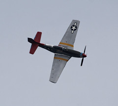 P-51 (Venvierra @ GothZILLA Photography) Tags: gothzillaphotography canon 600d canon600d eos canoneos canoneos600d airshow sunderlandairshow sunderland sunderlandinternationalairshow seaburn sunderlandairshow2016 seafront seaburnseafront roker hanger11combo historical history ww2 worldwar2 flying p51mustang p51 sunderlandinternationalairshow240716